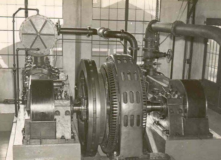 Electric Motor-Driven Air Compressor