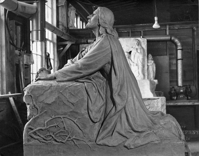 Comolli & CompanySigned by MarselliVermont Granite Museum of Barre © 2002