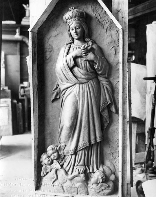 Comolli & Company Vermont Granite Museum of Barre © 2002